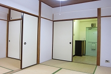 コバヤシコーポ2F(入居中)
