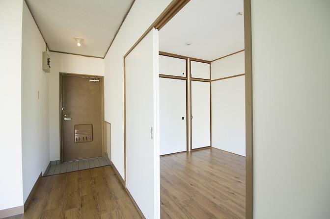 ハウス小林No.6 2F(入居中) 画像2